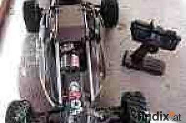 1:6 GP Buggy Carbon Fighter mit Verbrennungsmotor Neu Neu