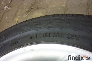 185/60 R14 82T Sommerreifen auf Alufelgen ( Polo) Top Reifen