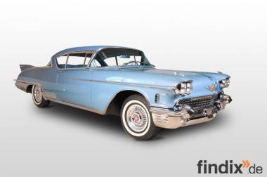 1958 cadillac eldorado coupe