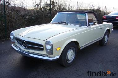 1970 Mercedes 280Sl Pagode W113