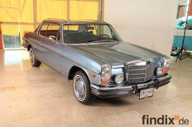 1973 Mercedes 280CE Coupe