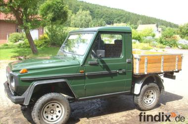 1988 Mercedes-Benz G 300 (300GD)