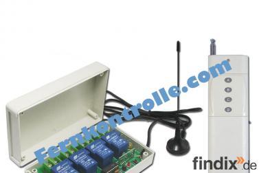 2000M 4-Kanal Funk-Sender-Empfänger-Set Elektrogeräte Motor