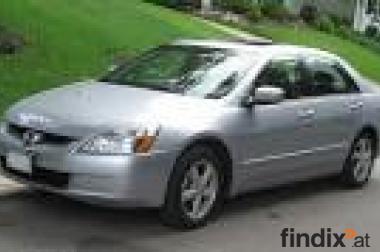 2004 Honda Accord LX-P exzellentem Zustand.