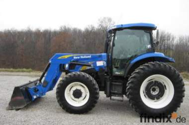 2007 NEW HOLLAND T6010