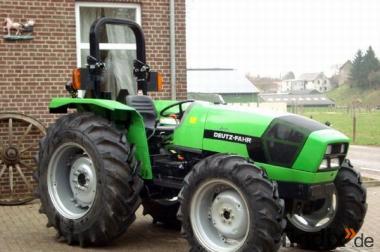 2009 Deutz-Fahr Agrolux 70