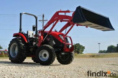 2015 Tym Tractors T454