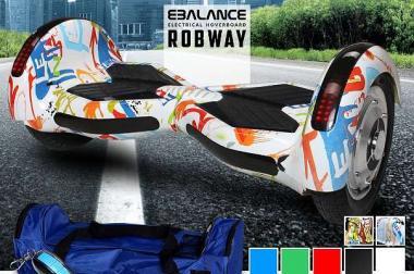 2x400Watt Limited Self Balance Scooter Hoverboard E-Balance Board