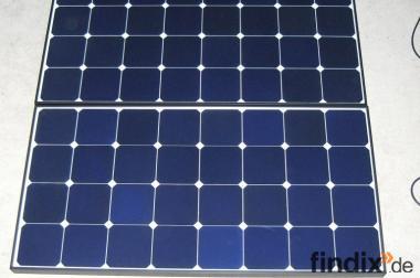 3 Solarmodule zu verkaufen für Heimwerker mit Solarerfahrung.