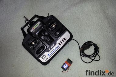 35 MHZ Sender und Empfänger mit USB-Dongel