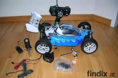 4WD Buggy ansmann 1:8