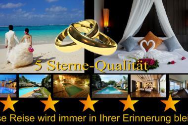 5 Sterne Traumhochzeitsreise ins Paradies, All-inklusiv