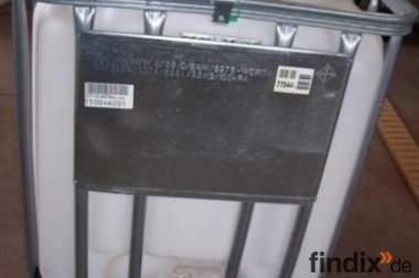 640 L Wassertank Regenwassertank Wasserbehälter wie NEU! 69.-€uro