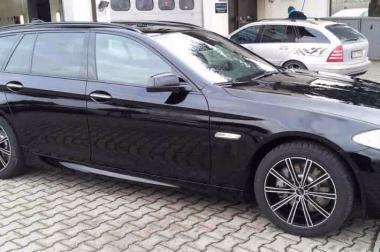 8Jx18 Winter-Kompletträder BMW 5er