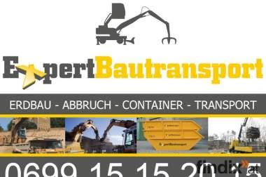 Abbrucharbeiten Multiprozessoren Speermüllcontainer Kranarbeiten