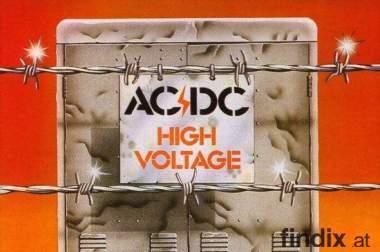 AC/DC - Discography !! ( als mp3-download )