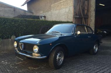 Alfa Romeo Bertone 1300 Junior