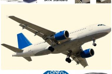 Alles für den Flugtransport für Hunde und Katzen im Flugzeug