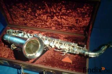 "Alt-Saxophon Hüller ""Olymp"""