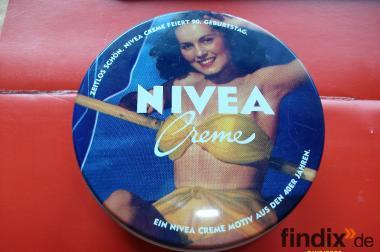 Alte Nivea Dose gut erhalten