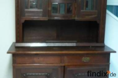 Alter antiquarer  SCHRANK/  BUFFET Anno 1900
