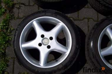 ALU Felgen Dotz Wheels 7 J x 15 mit 195/50 R15 für ALFA ROMEO