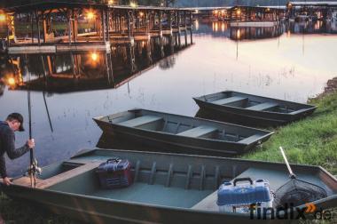 Alumacraft 1436 LT Jon Aluminiumboot Arbeitsboot Aluboot Boot