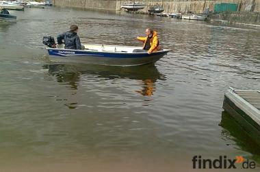 Aluminiumboote  Megalodon Marine Berlin & Fehmarn