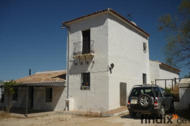 Andalusisches Landgut im Norden von Málaga