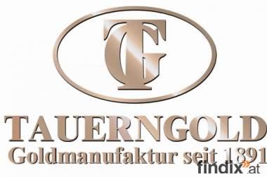 Ankauf von Altgold/Bruchgold Wien – TOP Preise – bis 5% über Kurs