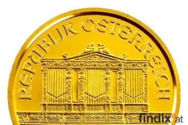 Ankauf von Dukaten, Philharmoniker und anderen Goldmünzen!