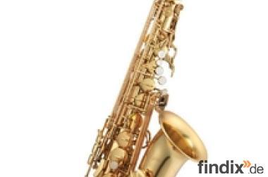 Antigua AS 3100 LQ Alt- Saxophon in Eb mit Case und Zubhör. Neu !
