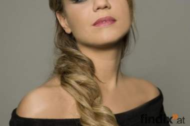 Antonella Basso Visagistin * Make-up Artist * Hairstylist