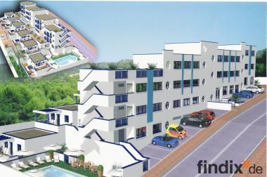 Aparthotel perfekte für Betreutes wohnen in Mazaron-Murcia