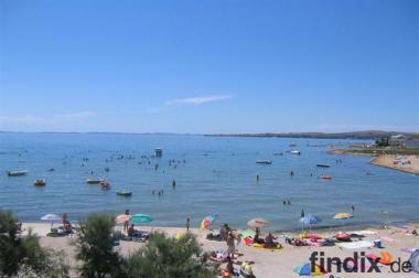 Apartment direkt am Meer Insel Vir Kroatien im Mai ab 29.-€/Tag