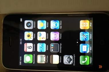 Appel I Phone 3G 16 GB GEBRAUCHT u. ENTSPERRT