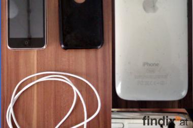 Apple iPhone 3G 16 GB - Weiss (Ohne Simlock) Smartphone