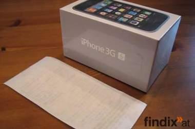 Apple iPhone 3GS 3G S 32GB Weiss NEU OVP Unlocked