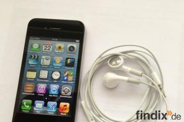 Apple iPhone 4 16 GB Schwarz mit Garantie Wie Neu