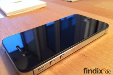 Apple iPhone 4S - 16 GB in Schwarz - Ohne Simlock