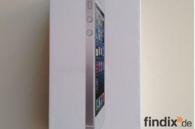 Apple iPhone 5 mit 16GB Speicher in Weiß und auch in Schwarz