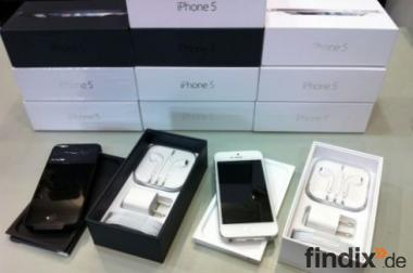 Apple iphone 5 unlocked 64gb (Deutschland Menu)