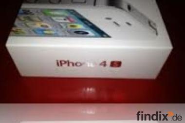 Apple iPhone 64GB Weiß 4S entriegelt