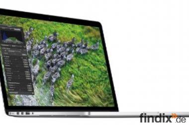 Apple Macbook Pro 15,4 Zoll Retina