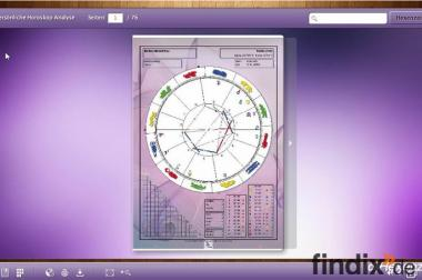 Astrologische Persönlichkeits-Analysen als Ebook für Ihren PC !