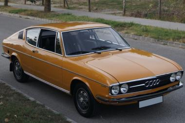 Audi 100 S Coupe Automatic