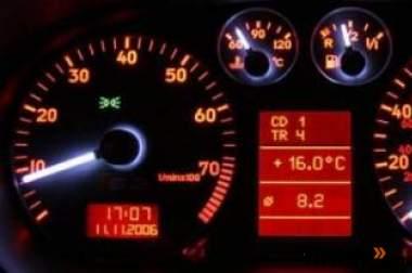 Audi A4 Pixelfehler FIS Display MFA Reparatur