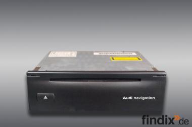 Audi A4/S4 Navi-Reparatur CD-Lesefehler