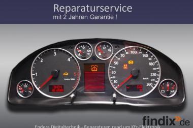 Audi FIS-Display Pixelfehler Reparatur