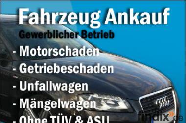 Audi mit Motorschaden Ankauf & Verkauf